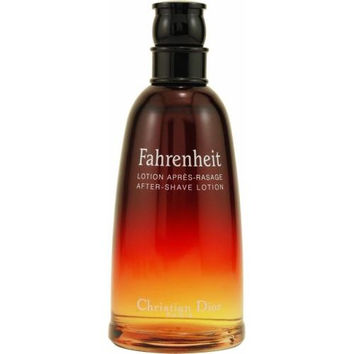 Fahrenheit By Christian Dior Aftershave 3.4 Oz
