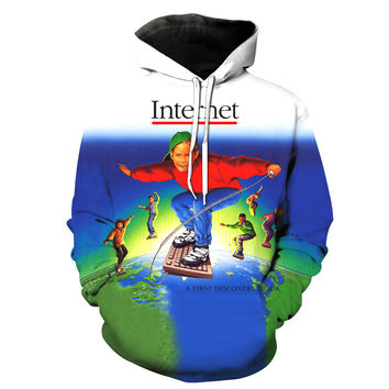 A First Discovery Book Hoodie