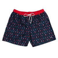 Dockside Swim Trunk - Paddles by Southern Marsh