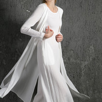 Elegant Everyday Linen Dress Evening Dress C625