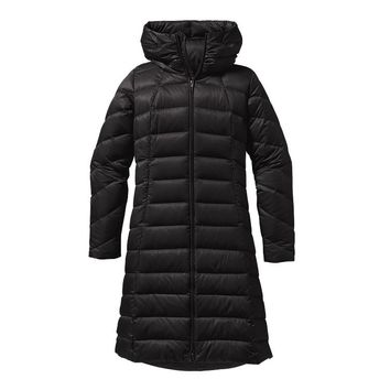 Patagonia Women's Downtown Parka | Black
