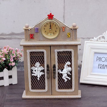 Vintage Decoration Gifts Home Clock [6282856454]