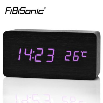 FiBiSonic Upgrade LED Alarm Clocks 🕰