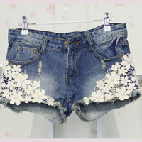 coolstyle — fashion lace shorts