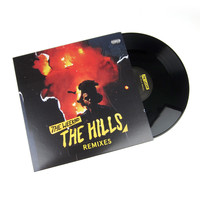 """The Weeknd: The Hills Remixes Vinyl 12"""" (Record Store Day)"""