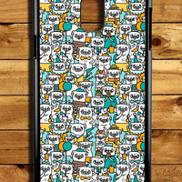Pug Pattern Samsung Galaxy Note 3 Case