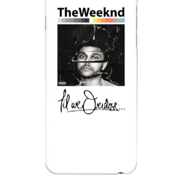 beauty behind the madness the weeknd tshirt - iphone 6 Plus Case