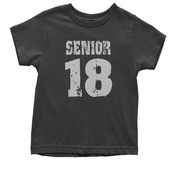 Seniors '18 Class of 2018  Youth T-shirt