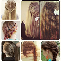 high school hairstyles - Google Search