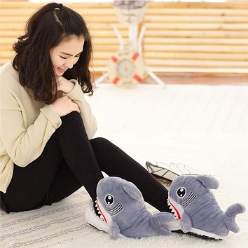 Limited Editions Shark Slippers