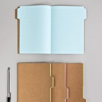 Tab Notebooks : Better notebooks because tabs stand out.