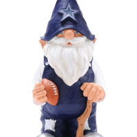 "Dallas Cowboys 11"" Male Garden Gnome"