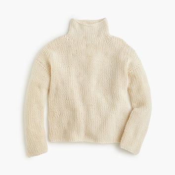 J.Crew Womens Collection Turtleneck Sweater