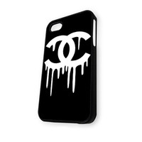 Chanel black iPhone 5C Case