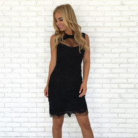Empress Little Black Dress