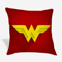 Wonder Woman Pillow Case