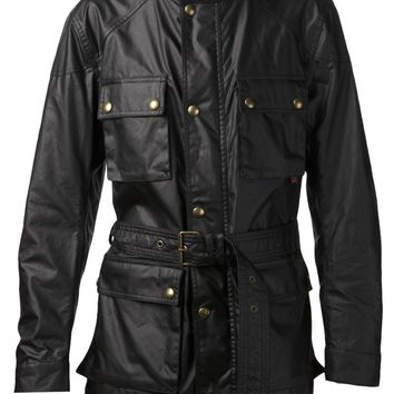 Belstaff wax jacket