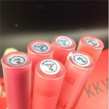 DCK4S2 Set 6-color Lip Gloss [203885641740]