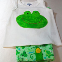 Boy Baby Short Set - Baby Boy Short and tank Top Set -Boy Summer Outfit