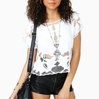 Cool Paradise Top