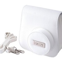 Buy Fujifilm Instax Mini 8 Case - White at Argos.co.uk - Your Online Shop for Camera bags and cases, Cameras and camcorders, Technology.