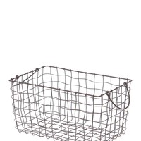 SKALNY | Natural Rectangular Wire Storage | Nordstrom Rack