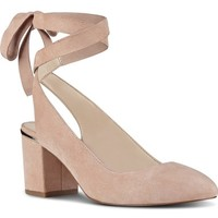 Nine West Andrea Ankle Wrap Pump (Women) | Nordstrom