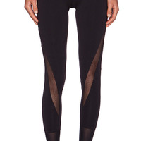 Splits59 Kym Noir Peformance Legging in Black