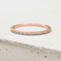 Eternity Ring - Rose Gold