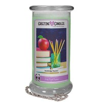 World's Best Teacher | Jewelry Greeting Candles