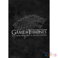 GAME OF THRONES-COMPLETE SEASONS 1 & 2 (DVD/2PK/10 DISC)