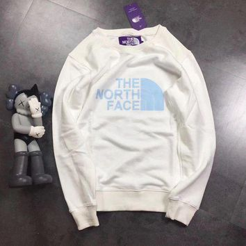 CREYUP0 THE NORTH FACE Woman Men Fashion Round Neck Top Sweater Pullover