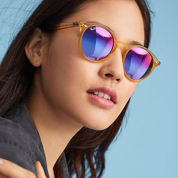 Ray Ban Hermosa Round Sunglasses