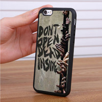 Walking Dead Dead Inside Tall iPhone 7|7 Plus Case Sintawaty.com