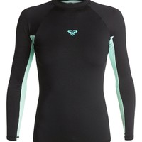 XY Long Sleeve Rashguard 888701070887 | Roxy
