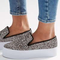 ASOS DUCHESS Slip On Trainers