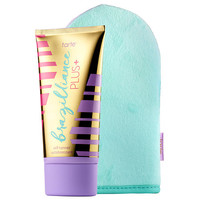 Brazilliance™ PLUS+ Self-Tanner + Mitt - tarte | Sephora