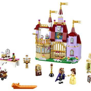 Beauty and The Beast Enchanted Castle