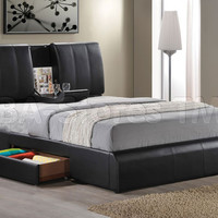 Beds, Contemporary Platform bed, Modern bedroom with free NYC and NJ shipping - Page 21, items 801 - 840