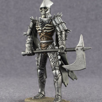 Toy Soldier - The Witcher 3 Nithral Miniature collection tin soldier in scale 54mm Miniature Antique Statuette