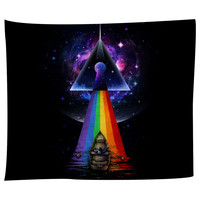 Dark Side of the Mystery Tapestry
