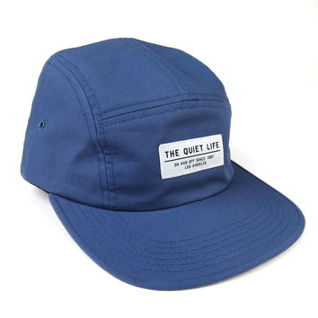 Quiet Life: Foundation 5 Panel - Ocean Blue
