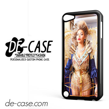 Beyonce Queen DEAL-1790 Apple Phonecase Cover For Ipod Touch 5