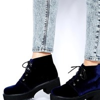 ASOS RISKY BUSINESS Ankle Boots at asos.com