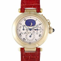 Cartier Pasha automatic-self-wind mens Watch 2189397 (Certified Pre-owned)