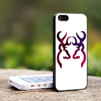 Browning - Deer Hunting Girly - BGR009 - For iPhone 4 / 4S Case, iPhone 5 Case ( Black, White, Clear)