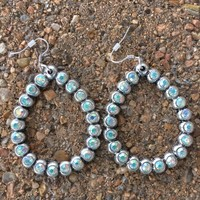 The Sophia teardrops from PeaceLove&Jewels