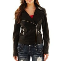 Sugarfly Studded Moto Jacket