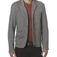 Dockers Alpha Knit Blazer - Dark Grey - Men's