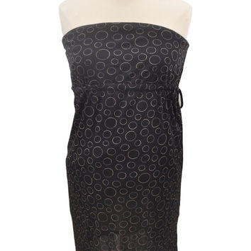 Black Sleeveless Dress by Mimi Maternity